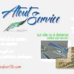AtoutService carte de visite-